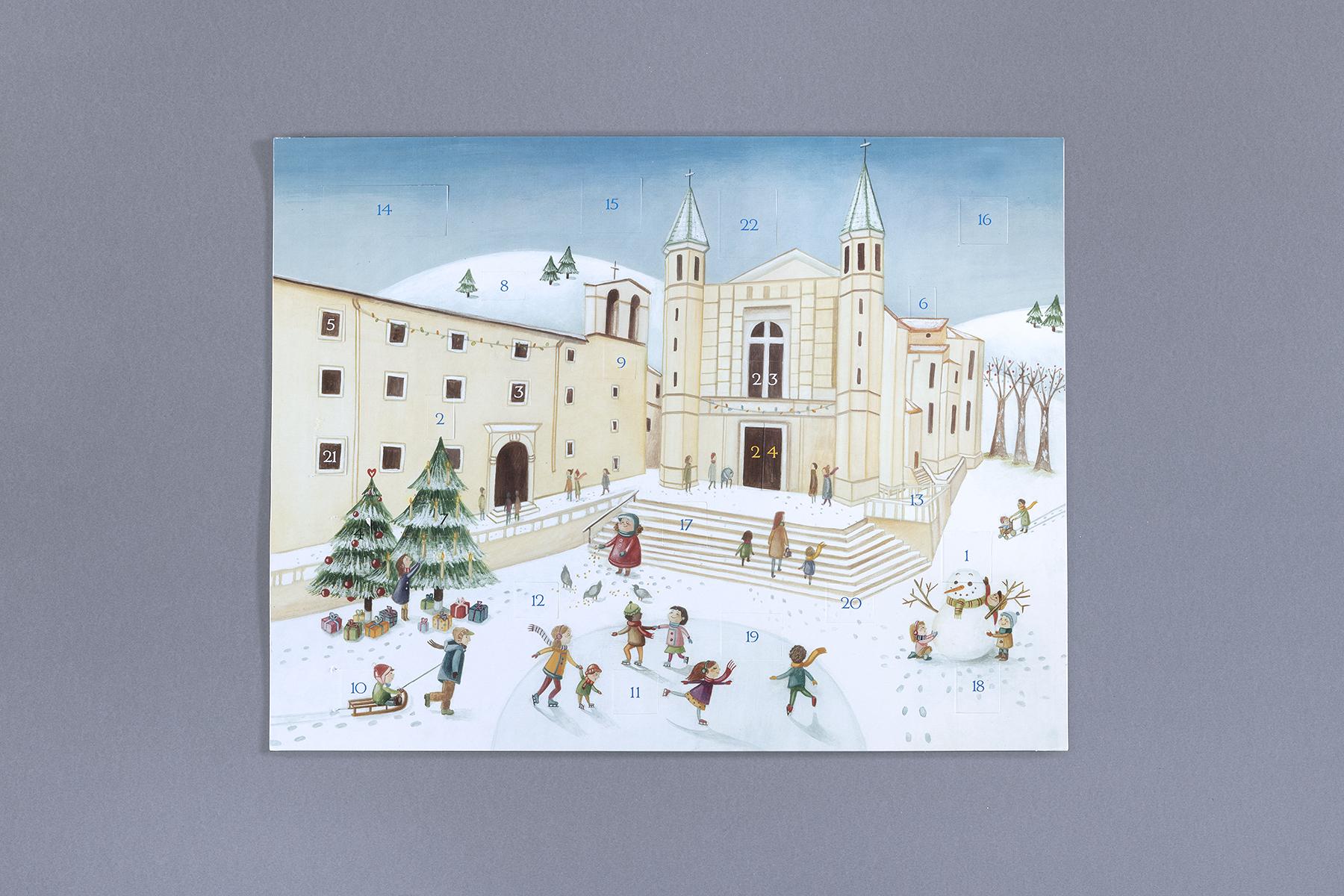 Calendario avvento Basilica